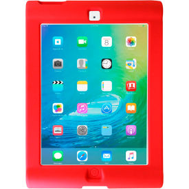HamiltonBuhl Kids Protective Case for iPad 2 or iPad 3, Red- Pkg Qty 1