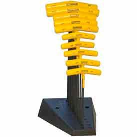 Bondhus 13190 Balldriver T-Handle Hex Key Set