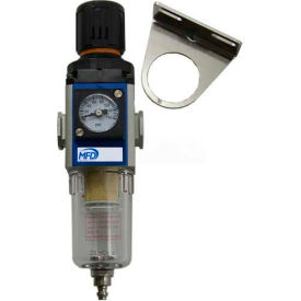 Filter//Regulator Automatic Drain Metal Bowl MGFR300-08-D 1//4 NPT Ports Bimba-Mead