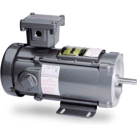 Baldor-Reliance DC Explosion Proof Motor, CDPX3406, 0.25 HP, 1750 RPM, XPFC, 56C