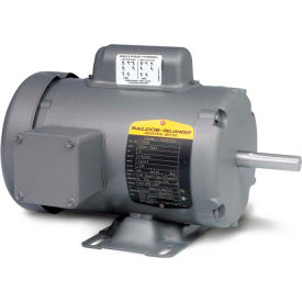 L3406 moteur Baldor-Reliance, 0,33HP, 1725 RPM, 1PH, 60HZ, 48, 3414 L, TEFC, F1