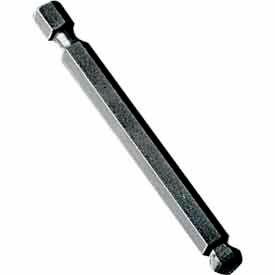 Bondhus 10854 2.5mm Balldriver Power Bit - Pkg Qty 10