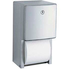 Bobrick® ConturaSeries® Surface Mounted Multi-Roll Tissue Dispenser - B-4288