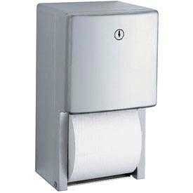 Bobrick® ConturaSeries® Surface Mounted Multi-Roll Tissue Dispenser - B-4288- Pkg Qty 1