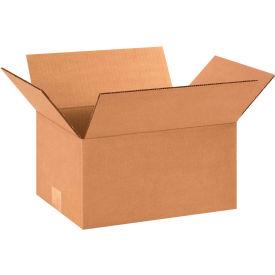 "Cardboard Corrugated Boxes 11"" x 9"" x 6"" 200#/ECT-32 - Pkg Qty 25"