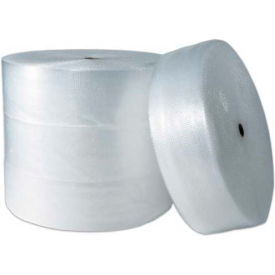 """Air Bubble Rolls 12"""" x 750' x 3/16"""", Perforated, Clear, 4/PACK"""
