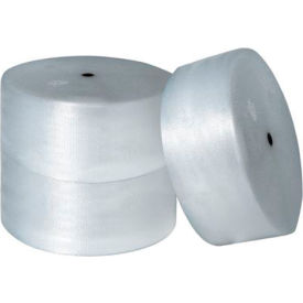 """Air Bubble Rolls 16"""" x 375' x 5/16"""", Non-Perforated, Clear, 3/PACK"""