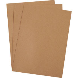"Chipboard Pads 26"" x 38"" Kraft, 90 Pack"