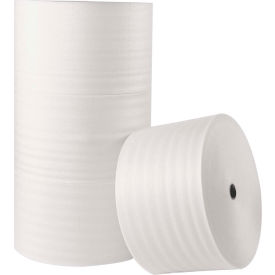 "UPSable Air Foam Roll 12""W x 900'L, 1/16"" Foam Thickness, White"
