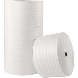 "UPSable Air Foam Roll 12""W x 350'L, 1/8"" Foam Thickness, White"