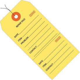 Étiquettes de réparation et de revendication