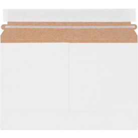 """Utility Flat Mailers 9-1/2"""" x 6"""" White, 200 Pack"""