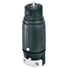 Bryant CS8264 Locking Device Connector, 250V, 50A, 2P3W