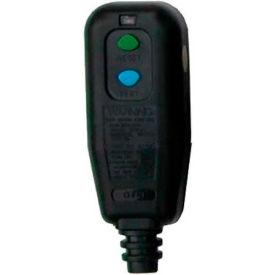Bryant GFP15A 15A 125V GFCI Plug Auto Black