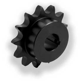 "TRITAN Sprocket 120BS18HX1, 1-1/2"" Pitch, 1"" Finished Bore, 18 Teeth"