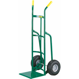 "Little Giant® Reinforced Nose Hand Truck T-220-10FF - Dual Handle - 10"" Flat Free Wheels"