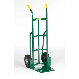 "Little Giant® Shovel Nose Hand Truck T-362-10FF - Dual Handle - 10"" Flat Free Wheels"