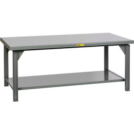 "Little Giant® WX-4284-34 Extra Heavy-Duty Workbench, 15,000 lbs. Capacity - 84""W x 42""D x34""H"