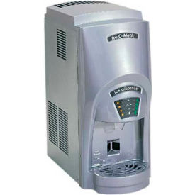 Ice-O-Matic GEMD270A - Ice & Water Dispenser, Up To 273 Lbs. Production / Day, Soft, Chewable Ice