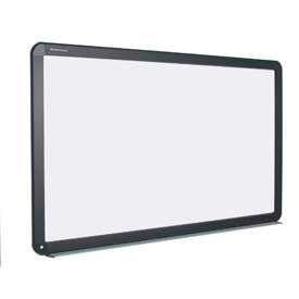 "MasterVision™ Interactive Multi-Touch Dry Erase Board 96""- Pkg Qty 1"