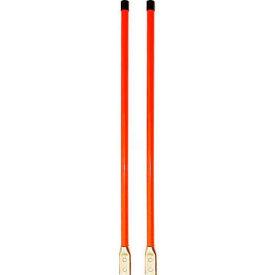 Markers, Nylon, Fluorescent Orange, 36in, Replaces #B2028 - Min Qty 2