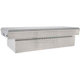 Buyers Aluminum Cross Truck Box w/ Single Lid - 23x20x71 - 1709308