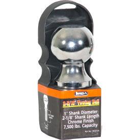 """Towing Ball - 2-5/16"""" Dia. X 2-1/8"""" Shank - 7,500 Lb. Cap. Chrome - Min Qty 4"""