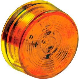"2"" Round 1 Led Amber Marker Light - Min Qty 100"