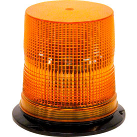 12-48 VDC Permanent Mount Dual Flash Strobe Light - SL660A