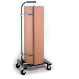 """Portable Jumbo Dispenser/Cutter with Casters, 60"""""""