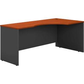 Bush Furniture Right Hand Corner Module - Auburn Maple - Series C