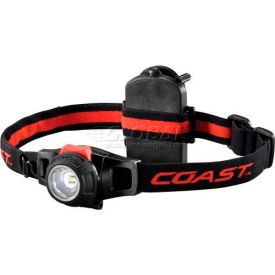 Coast™ 19273 HL7 Focusing LED Headlamp in Box - Black