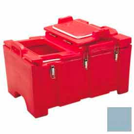 """Cambro 100MPCHL401 - Food Pan Carrier for 12"""" x 20"""" Food Pans, 18 x 26-3/4 x 15-1/2, 40 Qt, Blue"""
