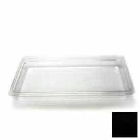 "Cambro 12CW110 - Food Pan, Plastic, Full Size, 2-1/2"" Deep, Black - Pkg Qty 6"