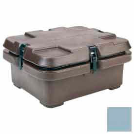 Cambro 240MPC401 - Camcarrier, for Half Size Food Pans,16-1/2 x 13-7/8, Stacking Lugs, Slate Blue
