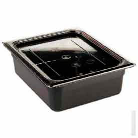 Cambro 30CWC135 - Camwear Food Pan Cover, 1/3 Size, Polycarbonate, Clear, NSF - Pkg Qty 6