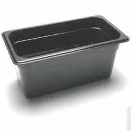 "Cambro 36CW135 - Camwear Food Pan, 1/3 Size, 6"" Deep, Polycarbonate, Clear, NSF - Pkg Qty 6"
