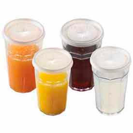 Cambro CLJ6190 - Disposable Lid for Dinex 6 Oz. Juice