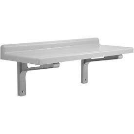 Solid Wall Shelf - 14x36