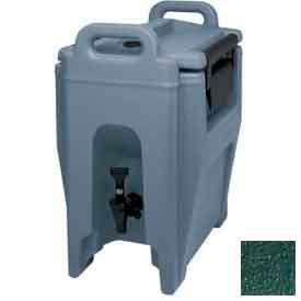 Cambro UC250519 - Ultra Camtainer Beverage Carrier, Insulated Plastic, 2-3/4 Gallon, Green