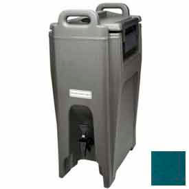 Cambro UC500192 - Ultra Camtainer Beverage Carrier, Insulated Plastic, 5-1/4 Gal. Capacity, Green