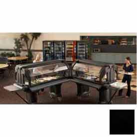 Cambro VBRHD5110 - Versa Food Bars™Serving Buffet, Cold Food, 60x36 Black