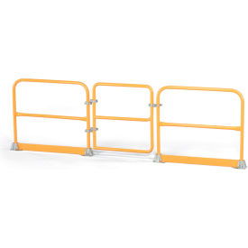 Vestil Steel Safety Guardrail - 8'L Hand Rail