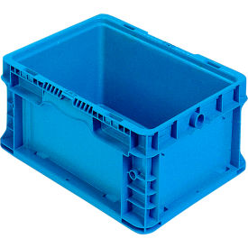 """Orbis Stakpak Container - 12X15X9-1/2"""" - Blue"""