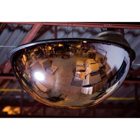 "Panoramic Dome Mirror - Full Dome - Acrylic - 26"""
