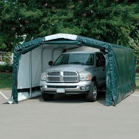 "Storage Master Elite 12'W x 12'4""H x 20'L Gray"