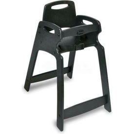 Koala Kare® ECO Chair™ High Chair, Light Gray, Assembled, 1-Pack