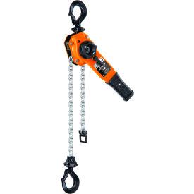 CM Series 653 Ratchet Lever Hoist, 3/4 Ton Cap , 10Ft  Lift