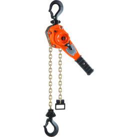 CM® Columbus McKinnon Bandit Ratchet Lever Hoist 1-1/2 Ton Cap. 15' Lift