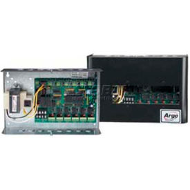 Contacteur-disjoncteur de zone pour vannes de régulation par zoneArgo6 avec prioritéAZ-6CP